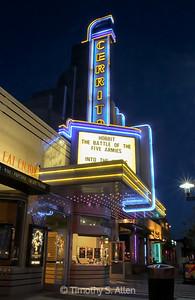 Rialto Cinemas Cerrito Theater, El Cerrito, CA