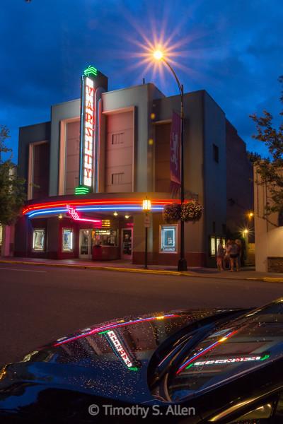 Varsity Theater, Ashland Oregon