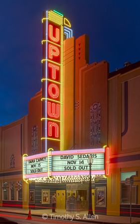 Uptown Theater, Napa, CA