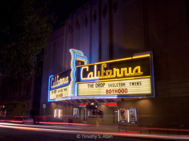 California Theater, Berkeley, CA