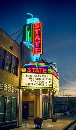 The State Theater, Auburn, CA