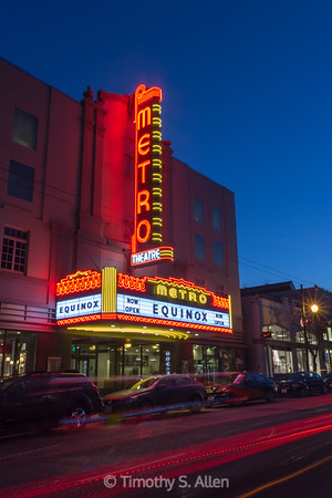 The Metro Theater, San Francisco, CA