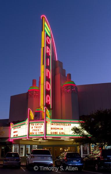 Orinda Theater, Orinda, CA