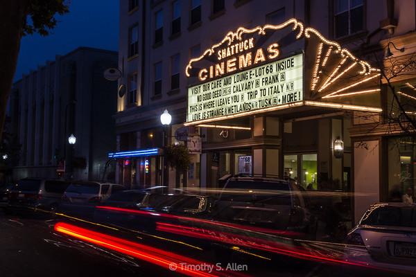 Shattuck Cinemas, Berkeley, CA