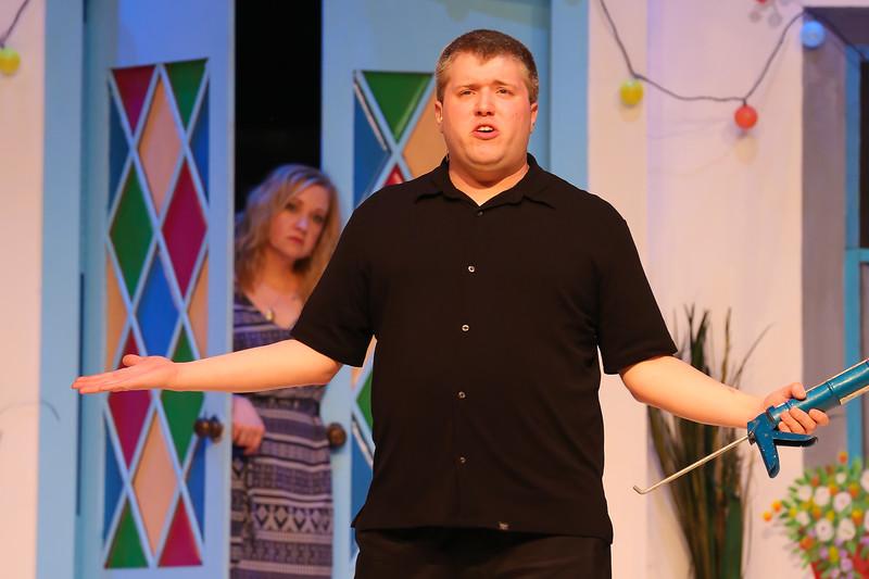 Mamma Mia! - Galion Community Theater Photo