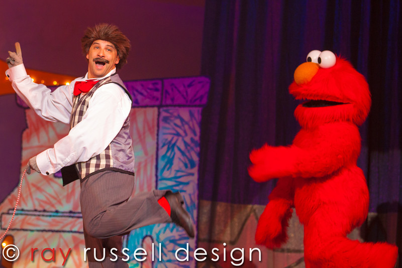 Sesame Street Live - 1-2-3 Imagine! with Elmo & Friends