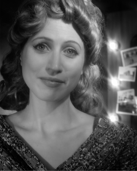 "Rena Strober as Eleanor Norris in ""STONEFACE:  The Rise and Fall and Rise of Buster Keaton"""