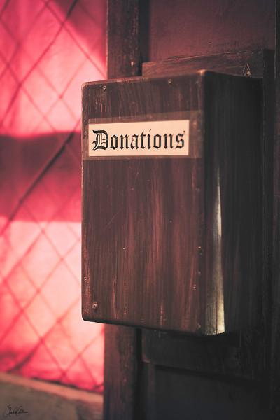 """Donations"""