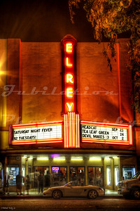 The El Rey Theater, Chico, CA.  Opened in 1905 as the Majestic Theater.  In the 1930's it was called the National, and in the '40's it was called the American.