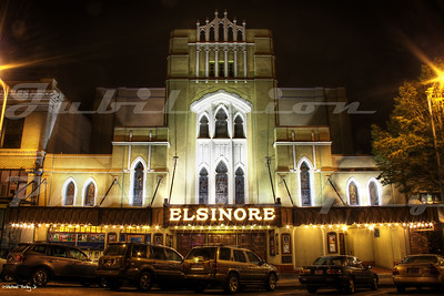 The Elsinore Theatre in Salem, OR, was build in 1926.  It was almost demolished in 1980 for the sake of a parking lot, but several citizens of the day came together and saved it.