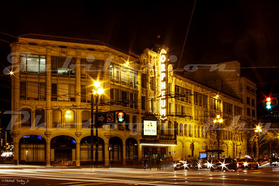 The Orpheum Theatre, San Francisco, CA.  Opened in 1926 as the Pantages Theatre.