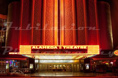 The Alameda Theatre, Alameda, CA.  Opened in 1932.