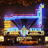 The State Theatre in Modesto, CA.  Opened in 1934 and still going strong.