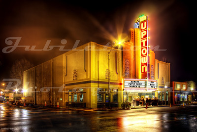 The Uptown Theatre, Napa, CA.  Opened in 1937.  It shut down for a while, but has been recently restored.