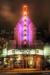 The Bridge Theatre, San Francisco, CA.  Opened in 1939.