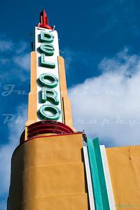 The Del Oro Theatre, Grass Valley, CA.  Opened in 1942.