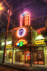 The Victory Theater opened in 1945 in Milwaukie, OR, just south of Portland.  Eventually it became part of the Wunderland chain, and is now the Milwaukie 3 Cinema.