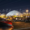 The Century Stadium 14 domes in Sacramento, CA, opened as the Century 21 in 1967.