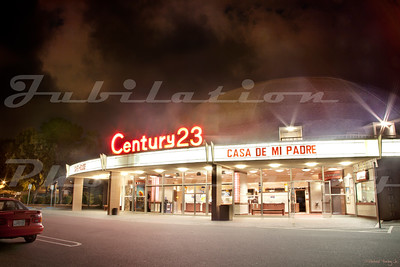 The Century 23 Dome, San Jose, CA.  Opened next to the Winchester Mansion in 1967.