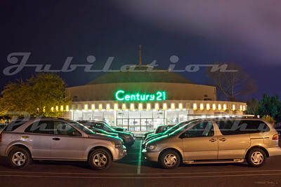 The Century 21 in San Jose, CA.  Opened in 1964, closed in 2013.  I think it's been demolished.