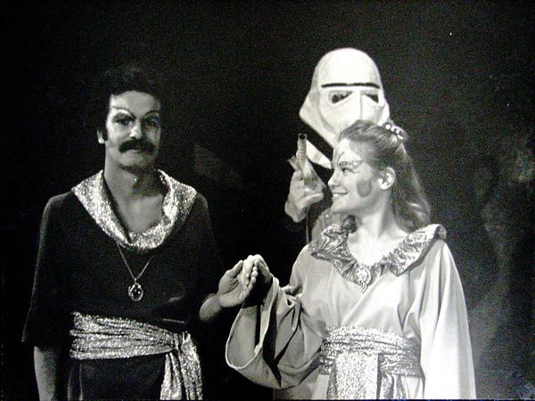 1977-78: The Celestial Sleeping Beauty