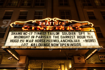 The Shattuck Cinemas in Berkeley, CA.  Opened in 1988.