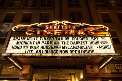 The Shattuck Cinemas in Berkeley, CA.  Opened in 1988.