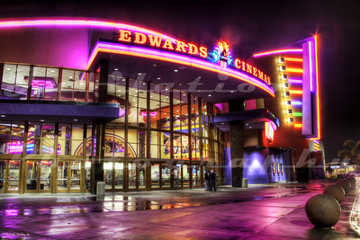 The Edwards Cinemas Fairfield Stadium 16, Fairfield, CA.  Opened in 1998.