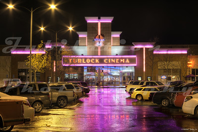 The Turlock Cinema in Turlock, CA.  Opened in 1998.