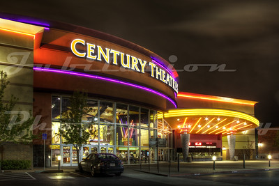 The Century Theatres Cedar Hills Crossing 16, Beaverton, OR.  Opened in 2004.
