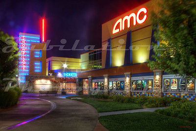 The AMC Showplace 16 in Manteca (English = Lard), California.  Opened in 2008.