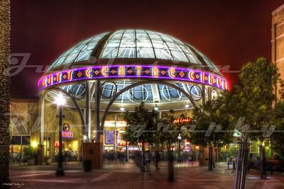 The City Center Cinema 16, opened in Stockton, CA in 2003.