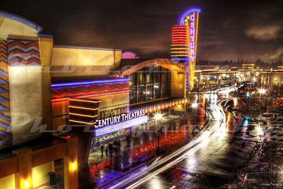The Century Theaters 16, Pleasant Hill, CA.  Opened in 2001.