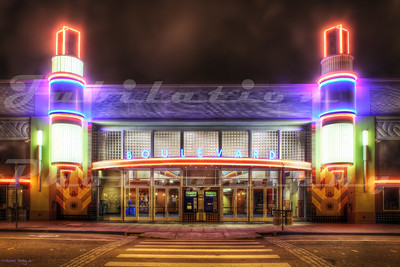 The Boulevard Cinemas, Petaluma, CA.  Opened in 2005.