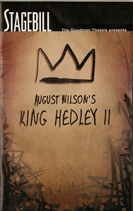 King Hedley II STAGEBILL