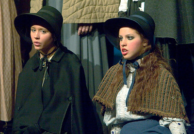 """The Christmas Schooner"" performed at Belvidere High School December 6, 2007. ? ?"