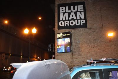 20090117 Blue Man Group 013