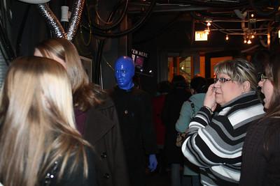 20100117 Blue Man Group 004
