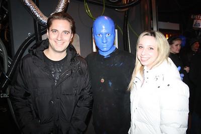 20100117 Blue Man Group 008