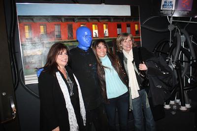 20090117 Blue Man Group 010