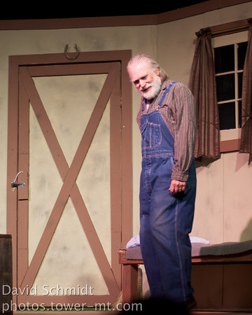 EJ Brewer in Of Mice and Men