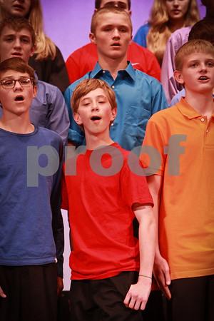 Beginning Mixed Choir
