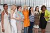 From left to right: Condola Rashad, Kelly O'Hare, Judy Kayne, Judith Light, Spencer Kayden, Elizabeth A. Davis, Da'Vine Joy Randolph.<br /> 2012 Female Tony Award nominees atop the Empire State Building.