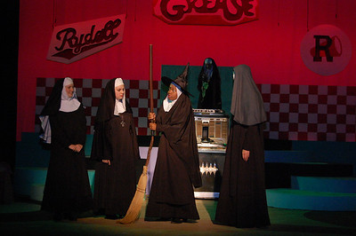 2012 Upper School Musical Nunsense