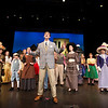 """Trinity Christian Academy Upper School Theater runs through a dress rehearsal of """"The Music Man"""" Tuesday, April 16, 2013 in the TCA Performing Arts Center in Addison, Texas."""