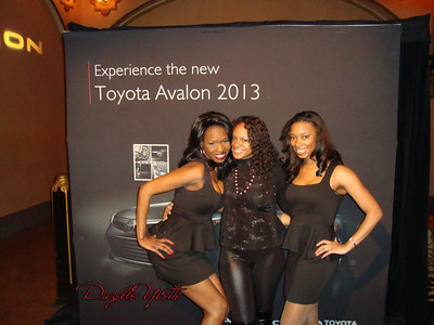 2013-03-14 Alvin Ailey Dance tour sponsored by Toyota Avalon  at Auditorium Theatre of Roosevelt University.