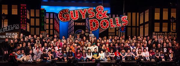 Guys & Dolls (Cast Two)