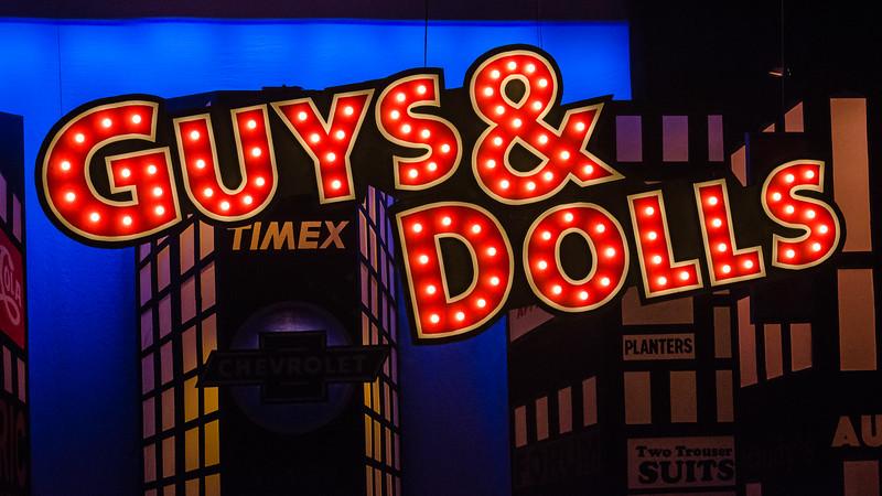 Guys & Dolls (Cast One)