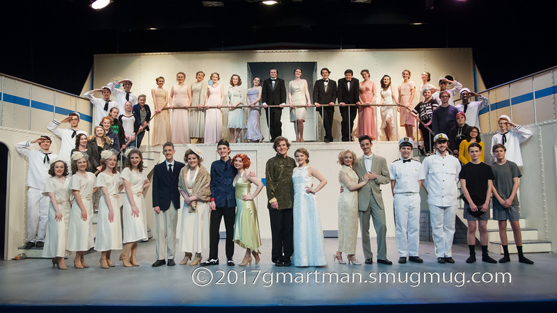 2017 Anything Goes Performances
