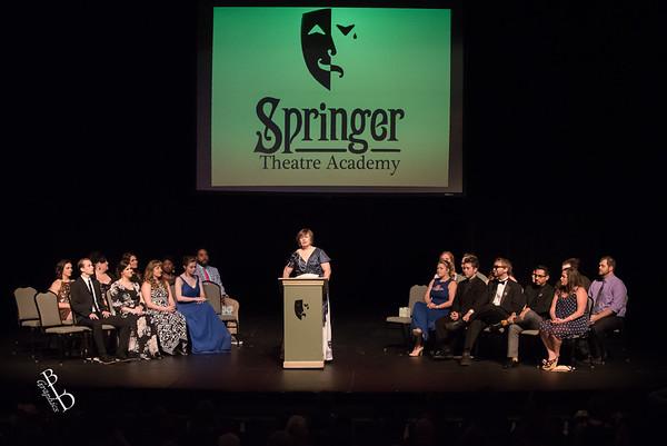 2017 Springer Theatre Academy Award Ceremony